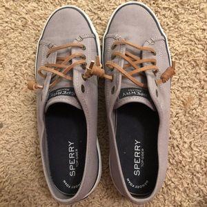 women's 7 1/2 sherry boat shoes